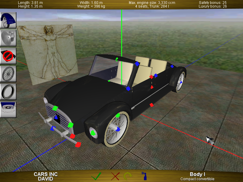 Cars Incorporated Screen shot